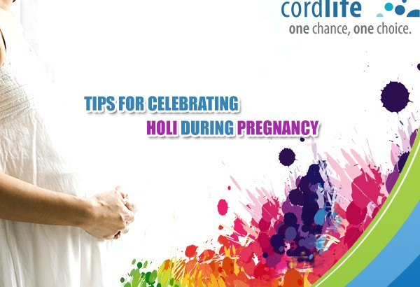 Tips for celebrating holi for pregnant woman