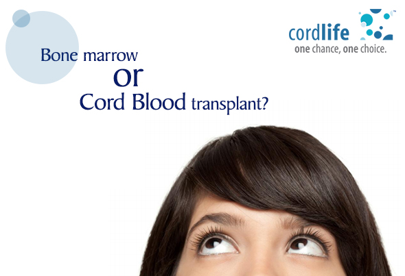 Bone marrow or cord blood transplant