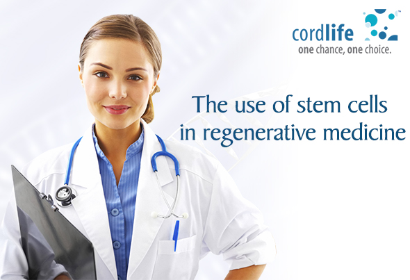 The use of stem cells in regenerative medicine