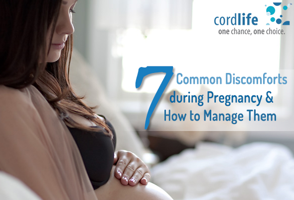 pregnancy symptom and discomforts Pregnancy symptom and discomforts symptoms of pregnancy are the unusual signs and the feelings that show a woman is pregnant these unusual pregnancy signs differ from one woman to another but seem to be a universal from stage to stage, accounting for about 40 weeks or nine months the pregnancy symptoms are counted into three trimesters.