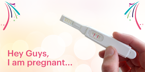 Inform-pregnancy-through-a-banner