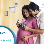 DAD DIARY: Yahoo…. I'm going to be a dad!