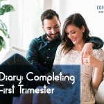 Dad Diary: Completing our first trimester