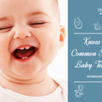 Know the Common Signs of Baby Teething