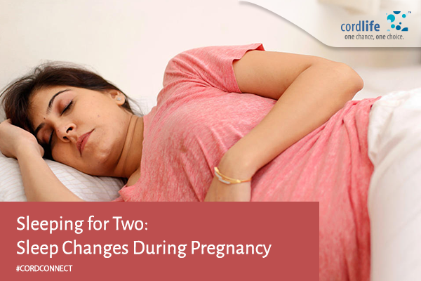 Sleep changes during pregnancy- 29 May