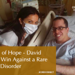 Stories of Hope – David Levy's Win against a Rare Blood Disorder