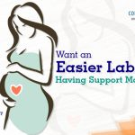Want an easier labour? Having support may help