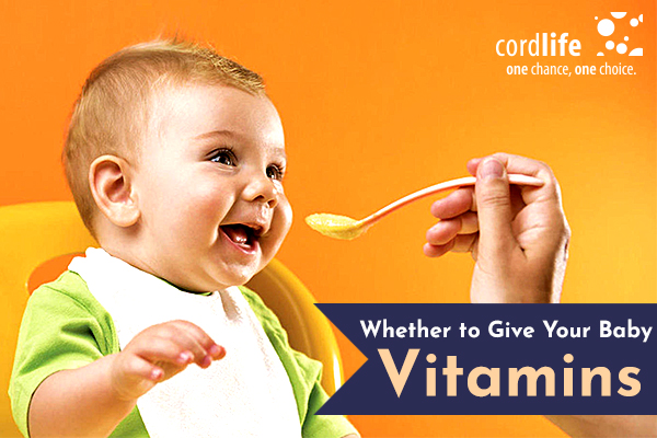 Vitamins for Baby