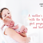 A mother's bond with the baby post pregnancy and birth