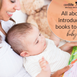 All about Introducing Books to Your Baby