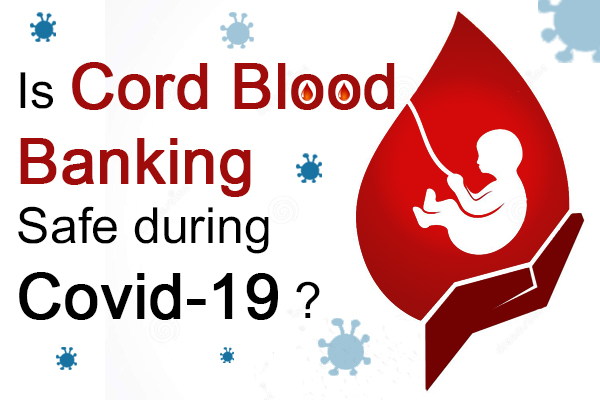 Cord Blood Banking Safe during Covid-19 - 600 x 400
