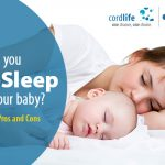 Should you be co-sleeping with your baby?  Know the pros and cons
