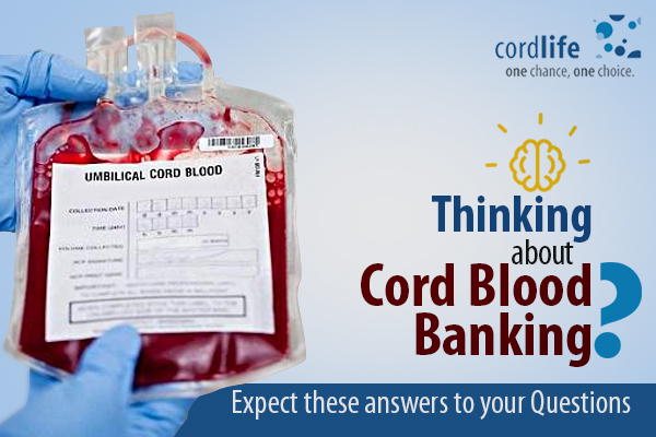 Thinking about Cord Blood Banking
