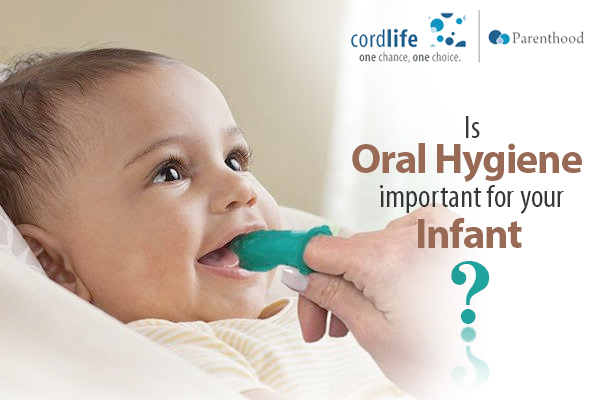 Blog2 - Is oral hygiene important for your infant-