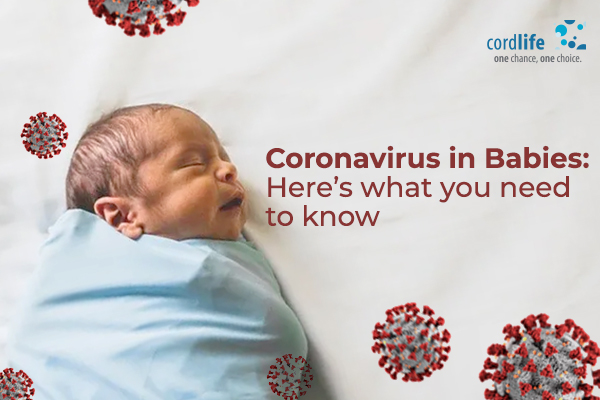 COVID-19 in babies