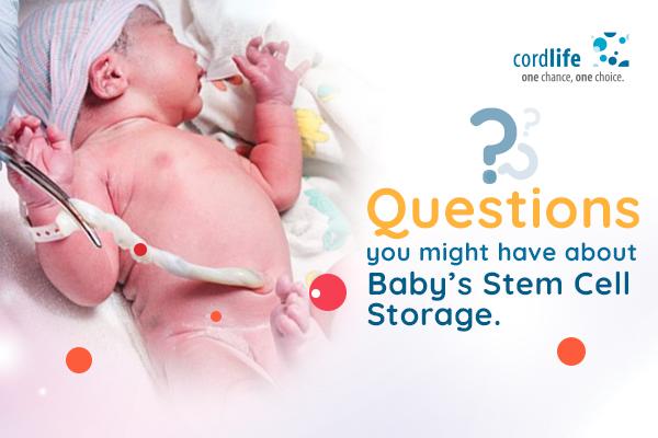 baby stem cell storage