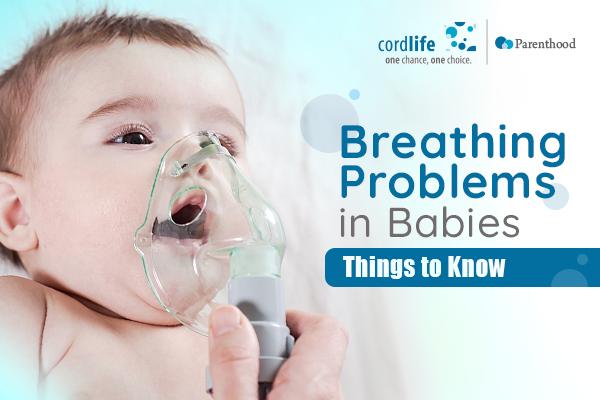 breathing problem in babies