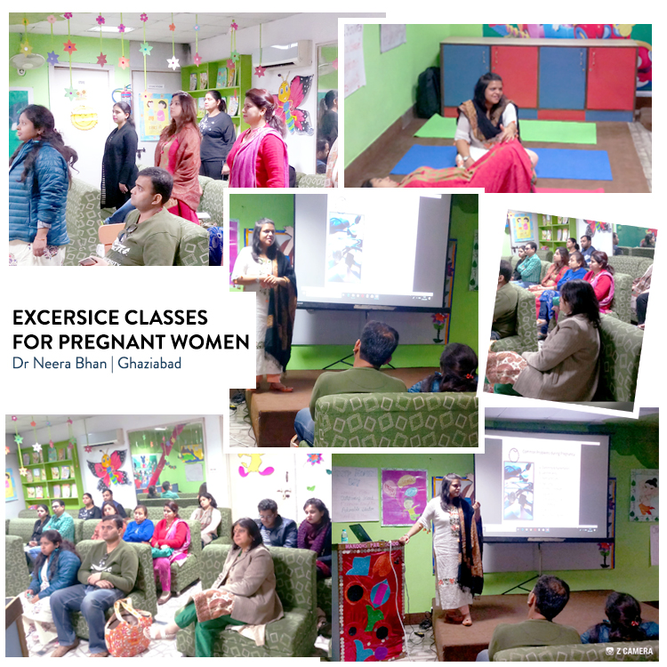 Event For Expecting Couples (23rd Feb 2019) by Dr. Neera Bhan, Ghaziabad